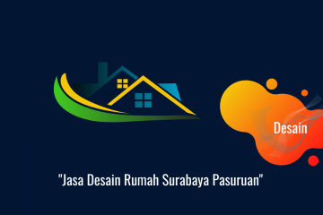 Jasa Desain Rumah Pasuruan Jawa Timur Murah Profesional