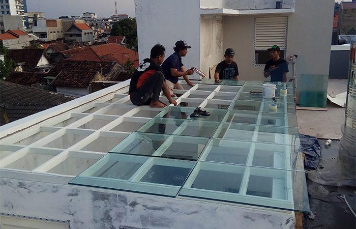 jasa pasang kanopi Surabaya