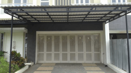 kanopi besi galvanis Surabaya