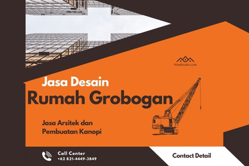 Jasa Desain Rumah Grobogan