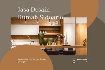 Jasa Desain Rumah Sidoarjo