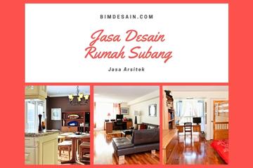 Jasa Desain Rumah Subang