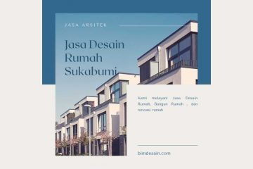 Jasa Desain Rumah Sukabumi