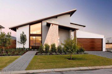 desain atap rumah Sidoarjo
