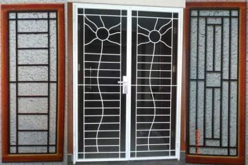 teralis jendela minimalis Sidoarjo