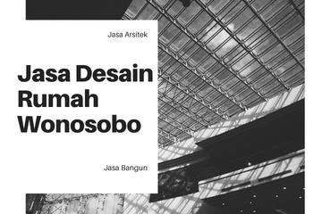 Jasa Desain Rumah Wonosobo