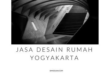 Jasa Desain Rumah Yogyakarta