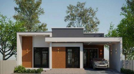 fasad rumah minimalis terbaru