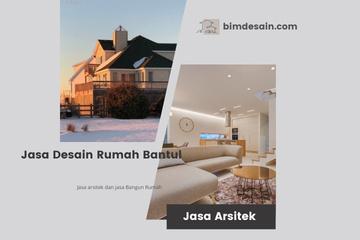 Jasa Desain Rumah Bantul