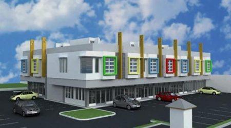 jasa desain murah bangunan komersil