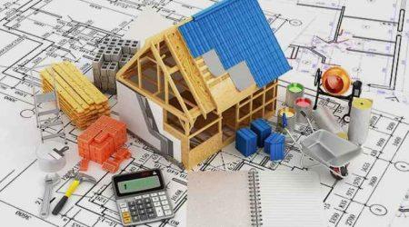 jasa gambar bangunan mengatur estimasi material