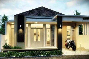 konsep rumah minimalis dengan nuansa modern