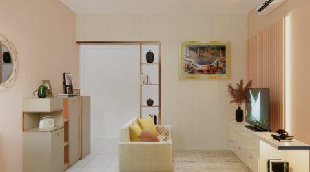 pemilihan warna jasa desain interior rumah murah