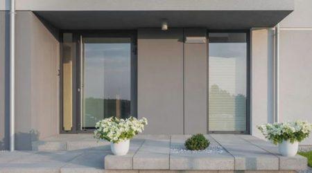pengoptimalan jendela kaca jasa desain rumah minimalis modern