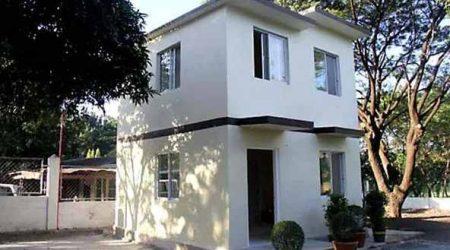 rumah tingkat minimalis bentuk kubus